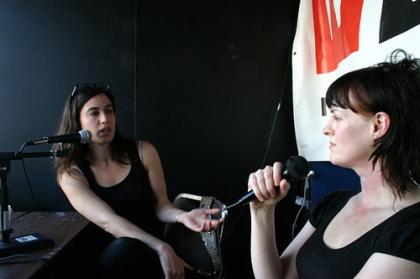Katie Kurtz and Ert O'Hara