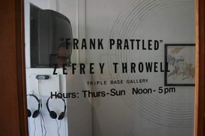 Frank Prattled with Zefrey Throwell