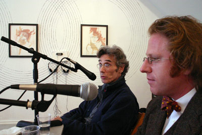 Frank Prattle with Zefrey Throwell, Featuring Alan Bamberger and Jonathon Keats
