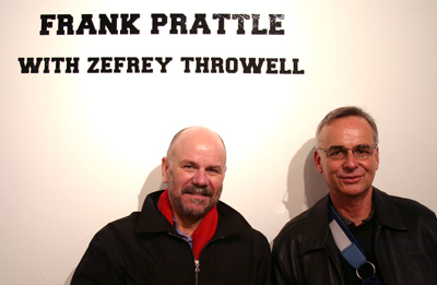 Frank Prattle with Zefrey Throwell, featuring Gary Sangster and Ken Foster