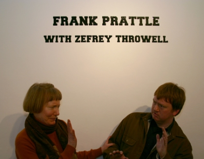 Frank Prattle with Zefrey Throwell, Lynn Marie Kirby and Chris Cobb